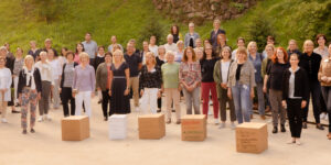 Gruppenbild der Teilnehmer*innen